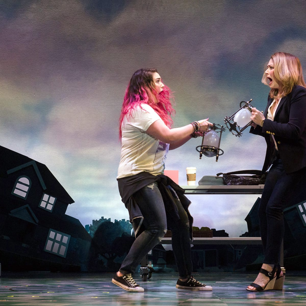 Alley Theatre presents Freaky Friday
