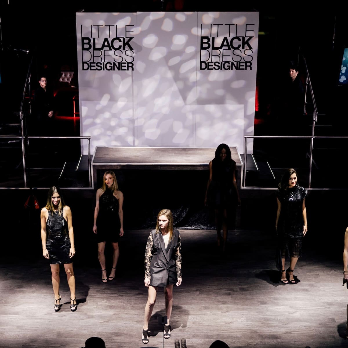 Little Black Dress Designer Competition 2017
