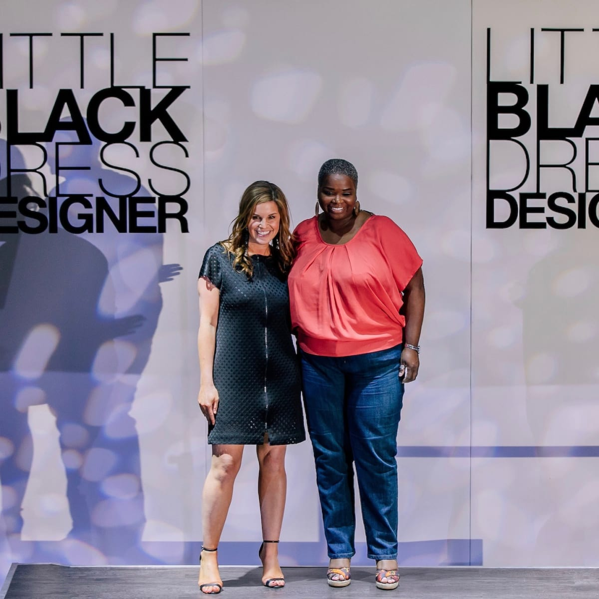 Molly Stone, Kitty Dupas at Little Black Dress Designer 2017