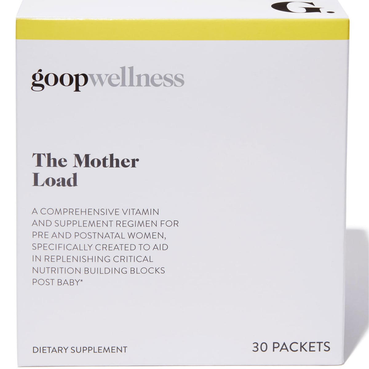 Goop beauty product
