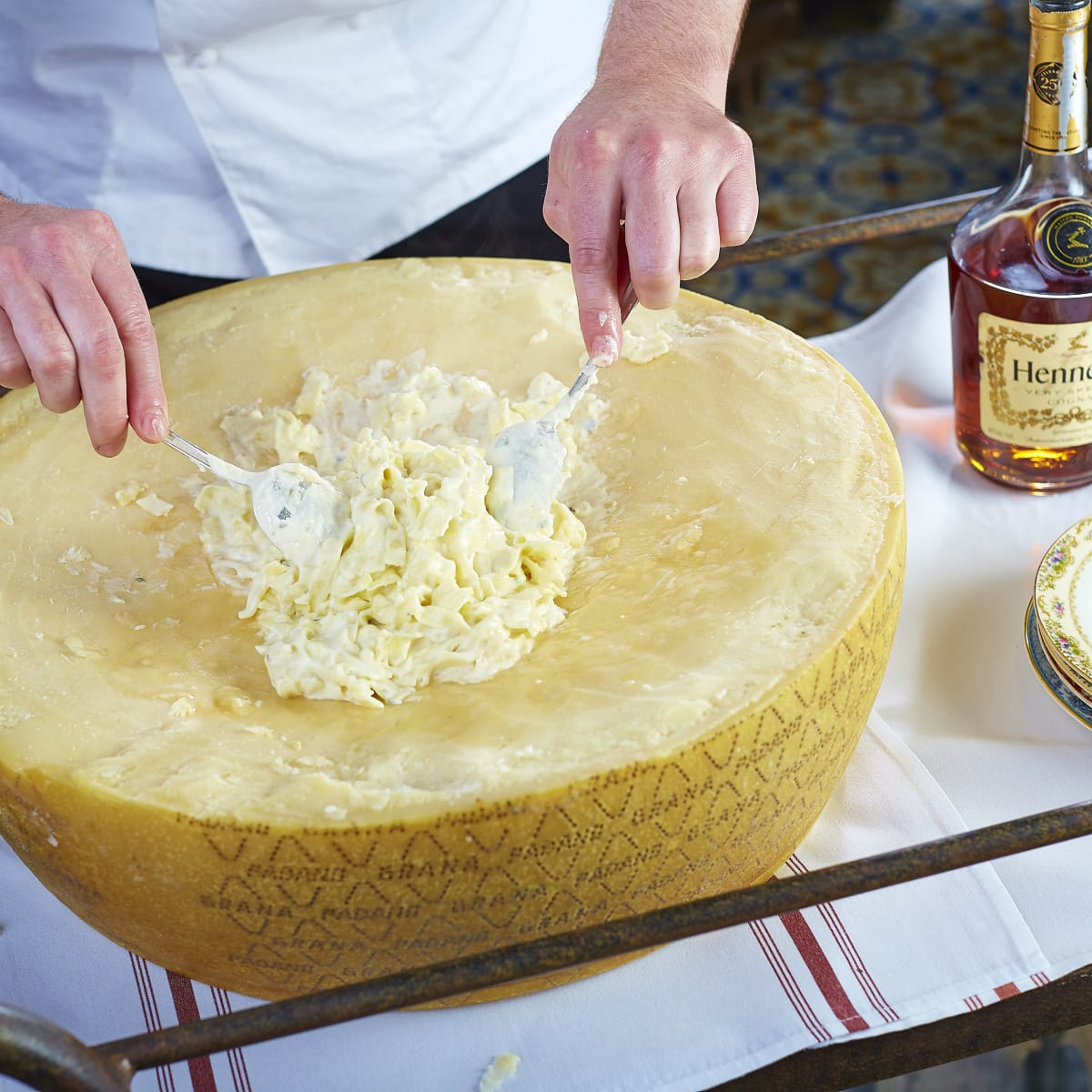 Mercat Bistro tagliatelle pasta