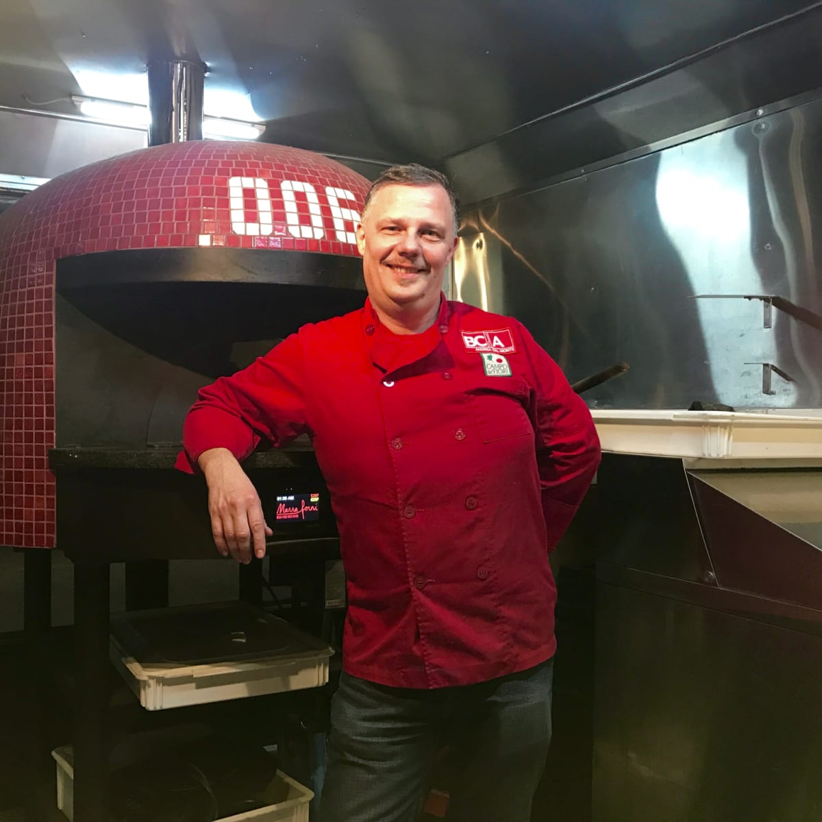 006 Pizza food truck Andrea Dal Monte