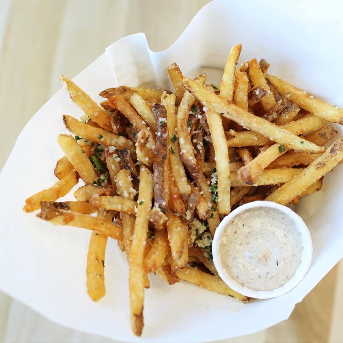 Hopdoddy Parmesan Truffle Fries