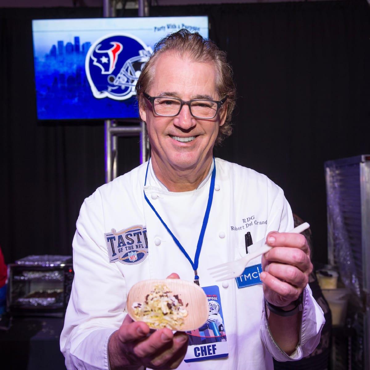 Taste of the NFL Robert Del Grande Cafe Annie