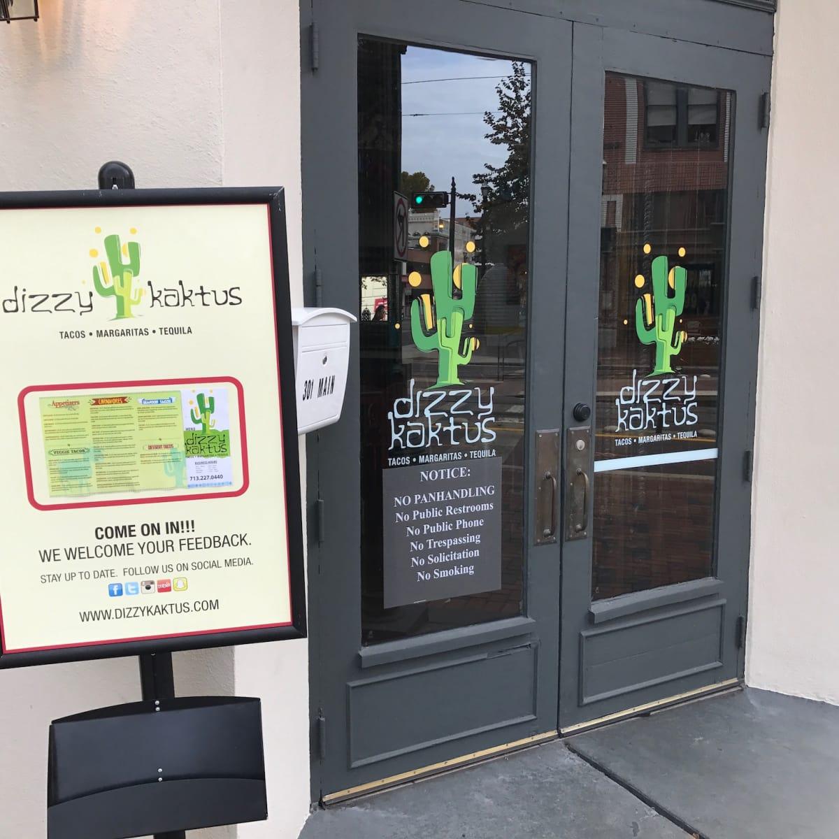 Dizzy Kaktus exterior