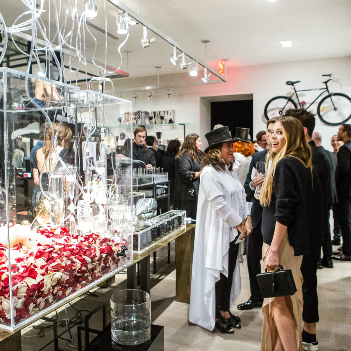Forty Five Ten on Main opening gala