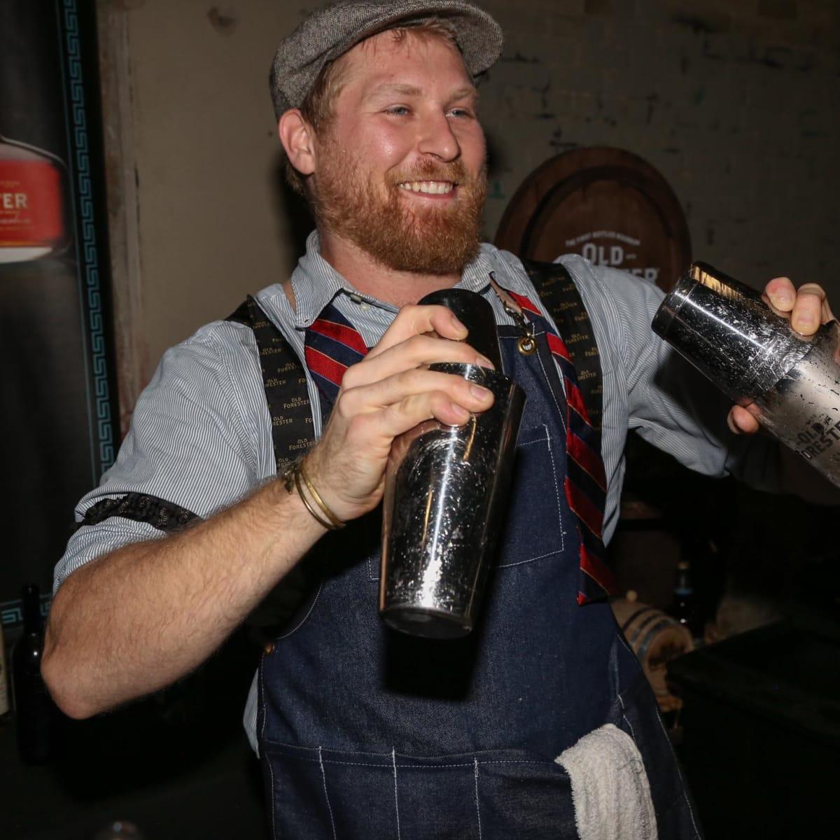 CultureMap Old Forester Bourbon Ball 2016 Lucus Felek Geraldine's