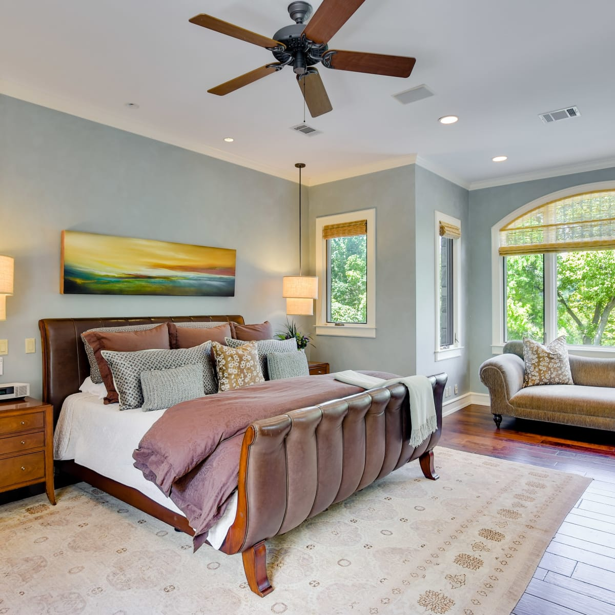 1430 Rockcliff Rd Austin house for sale master bedroom