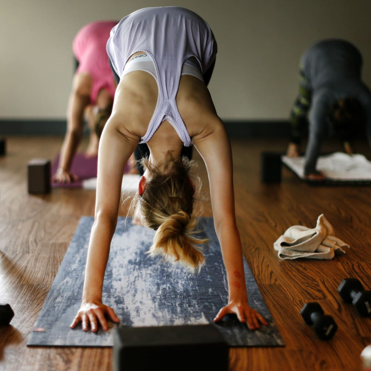 Corepower Yoga at WestBend