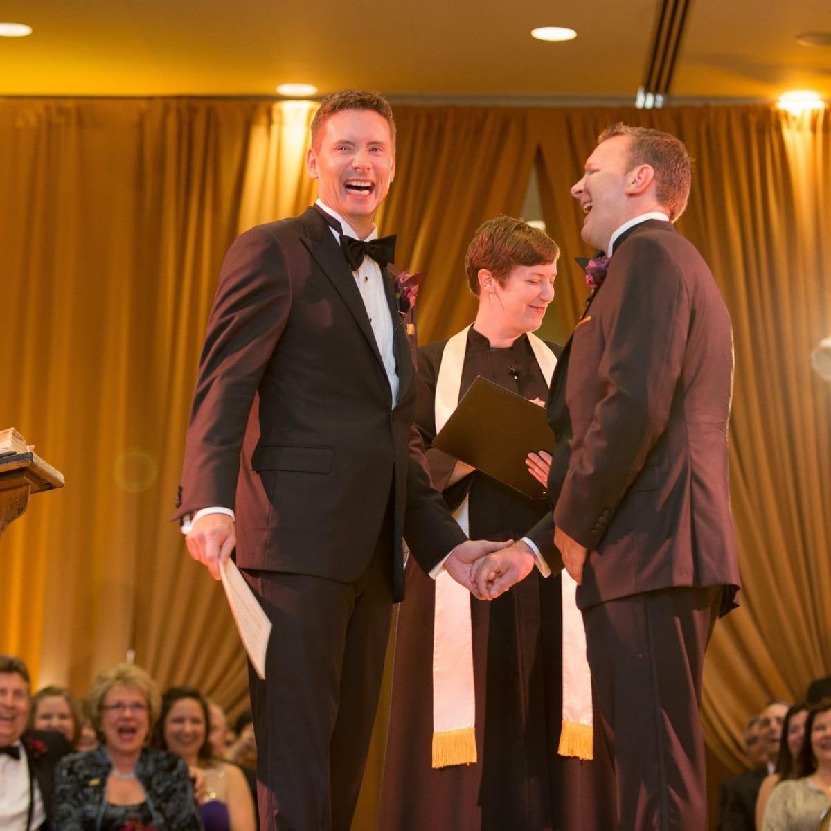 David & Korbin Wedding