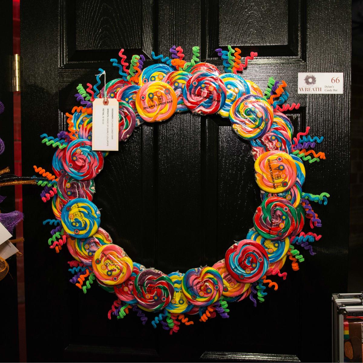 DIFFA/Dallas Holiday Wreath Collection 2016