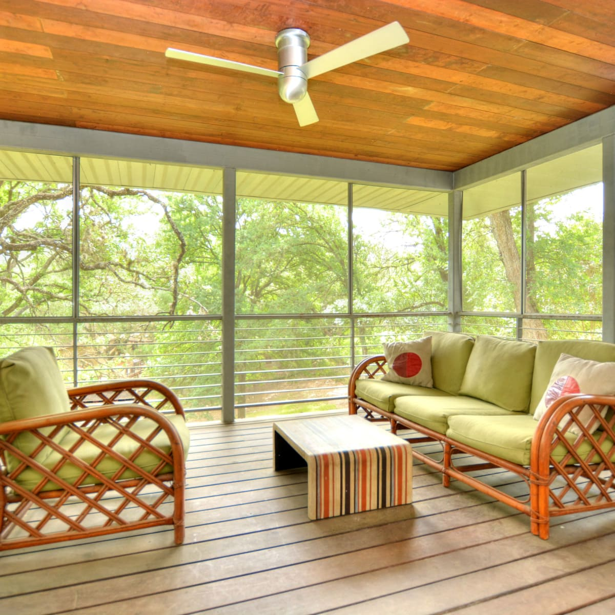 2808 Pickwick Austin house for sale porch