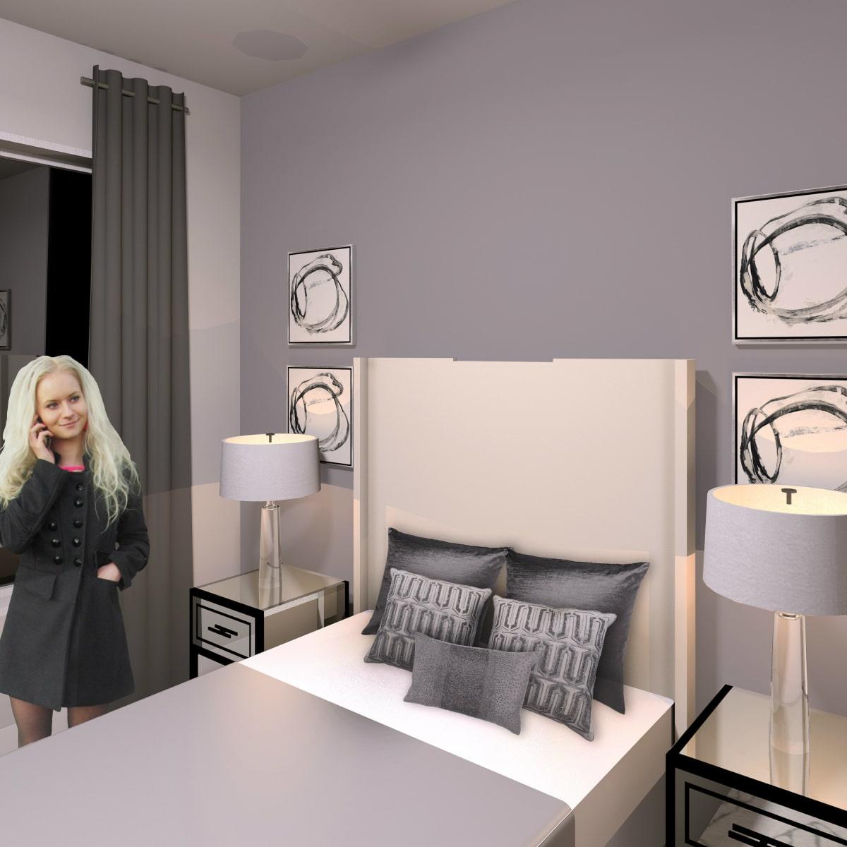 Alara Uptown model apartment