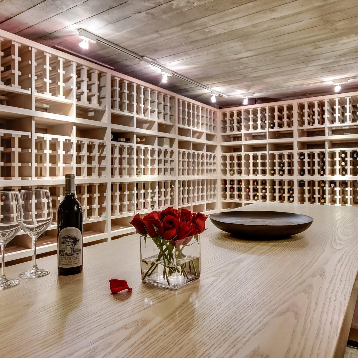 2009 Cueva de Oro Austin house for sale wine cellar
