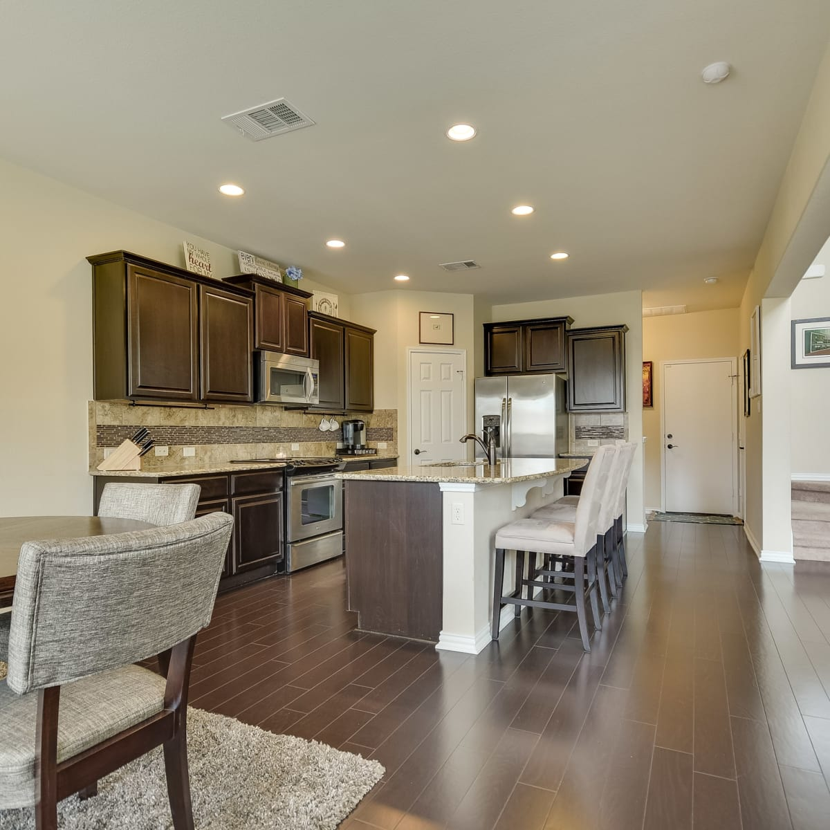 1400 Middlefield Austin house for sale kitchen