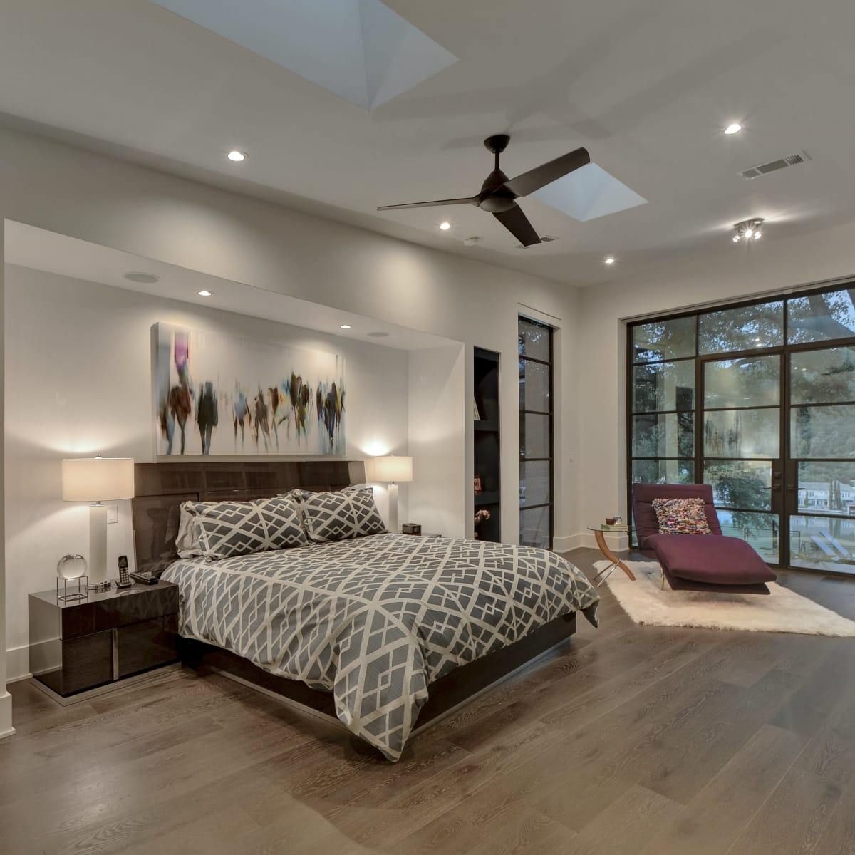 3811 Westlake Austin house for sale bedroom