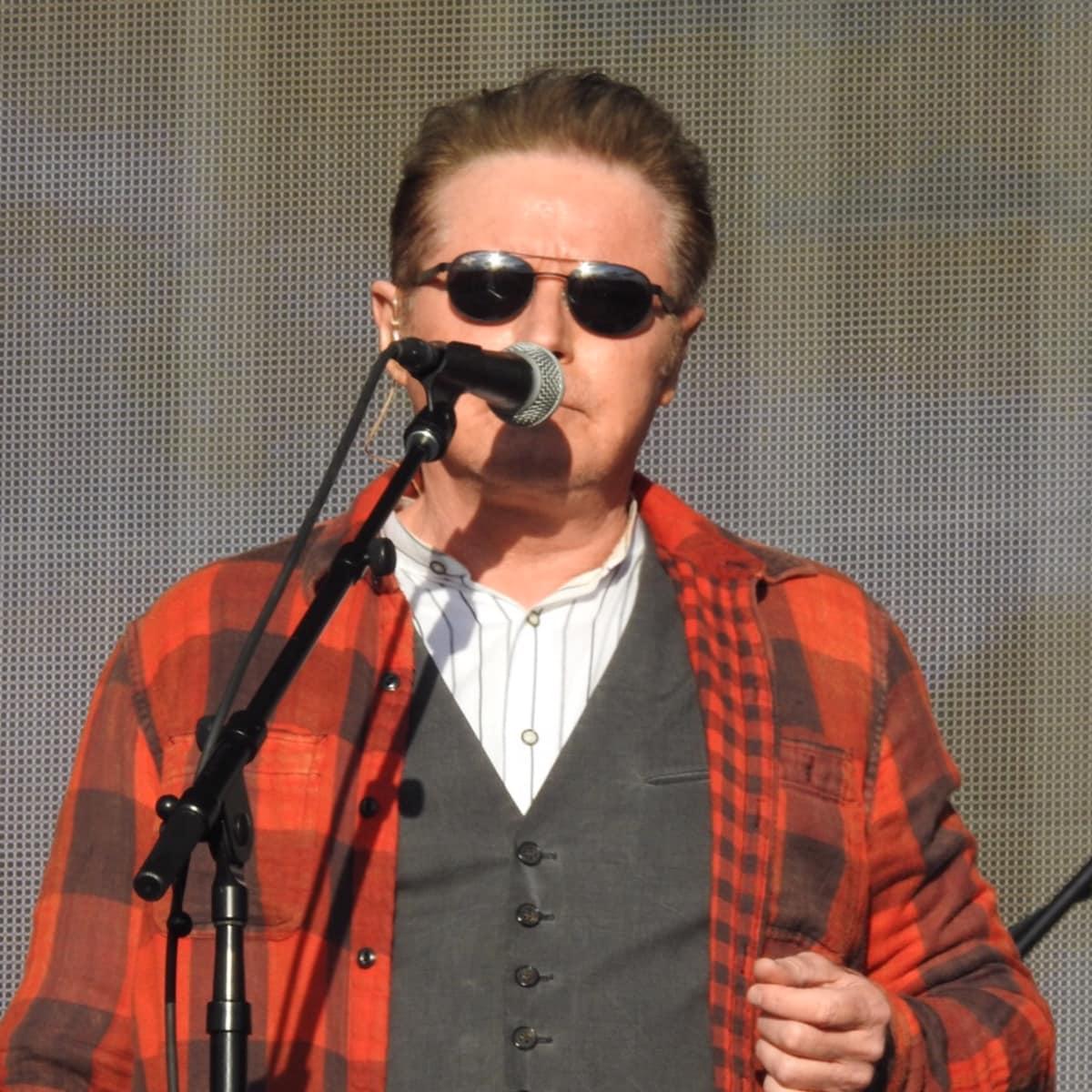 Don Henley at London concert