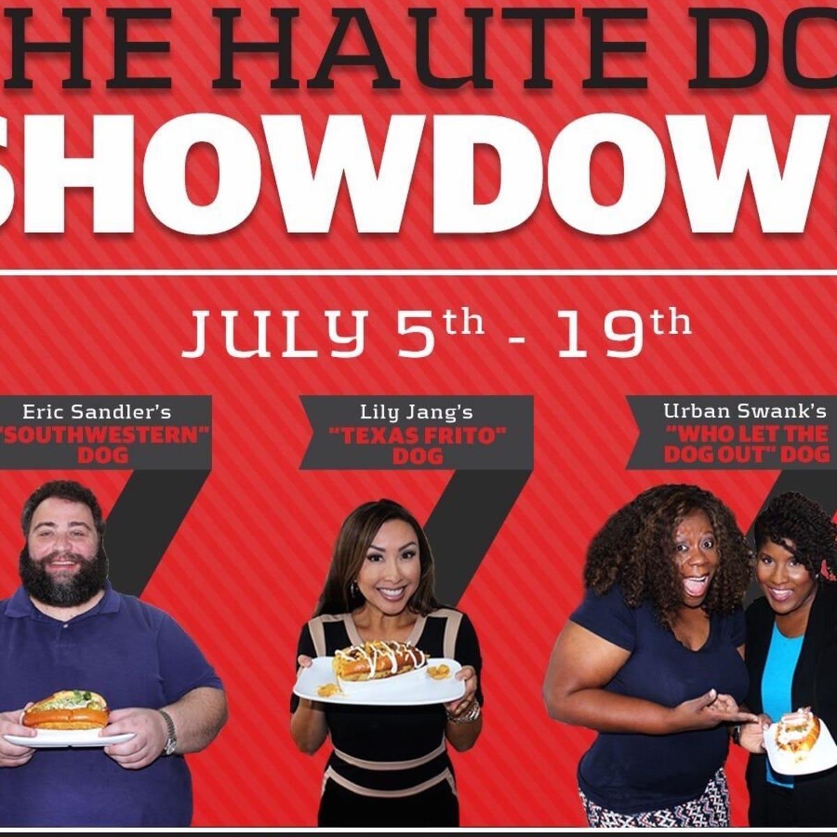 James Coney Island Haute Dog Showdown