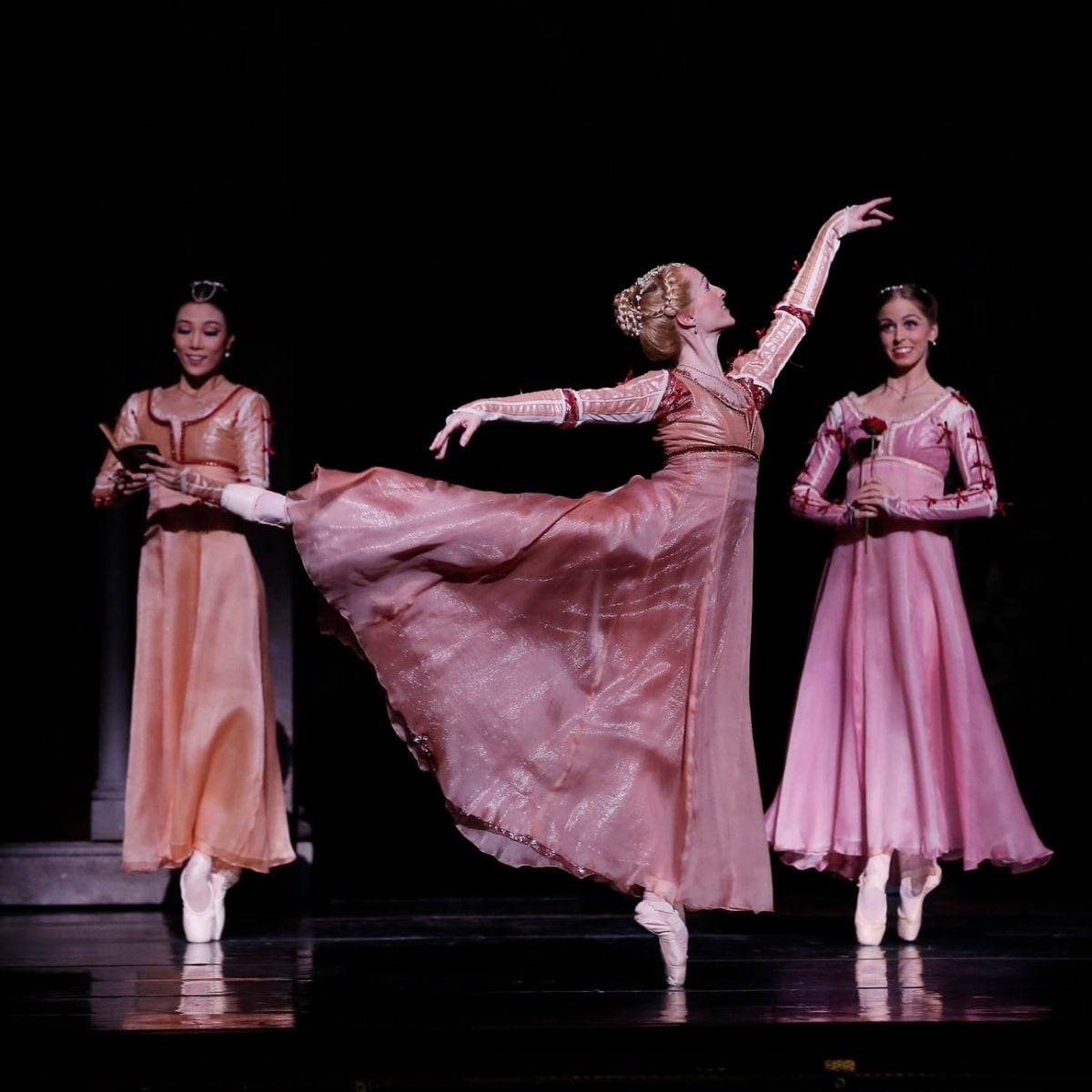 Houston Ballet in Australia, 6/17 Sara Webb in Romeo and Juliet