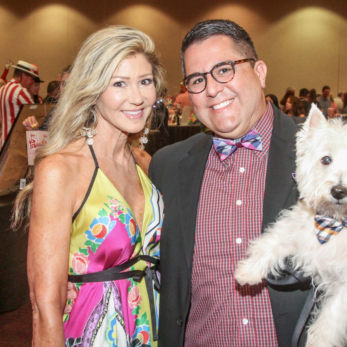Citizens for Animal Protection 6/16 Patti Murphy, Dr. Roland Maldonado