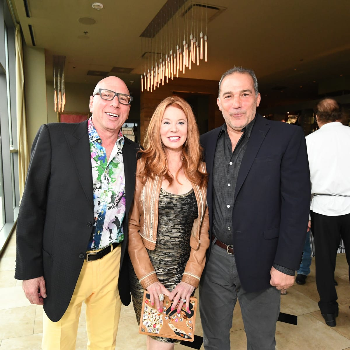 sized Cafe Annie 35th anniversary, 6/16, Dr. Franklin Rose, Cindi Rose, Michael Cokinos