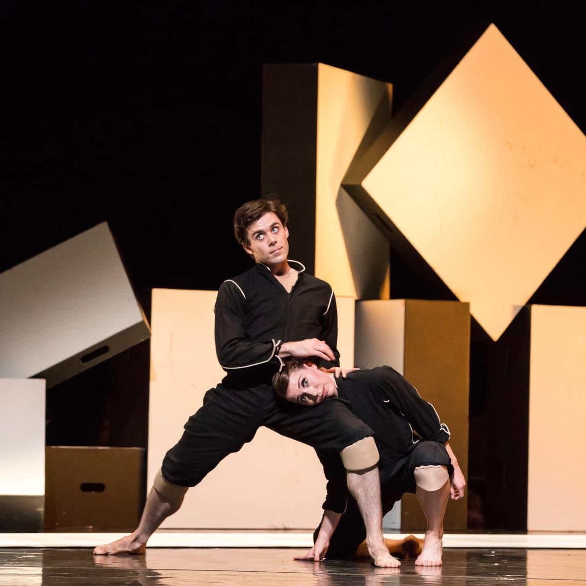 Houston Ballet Cacti, Connor Walsh, Jessica Collado