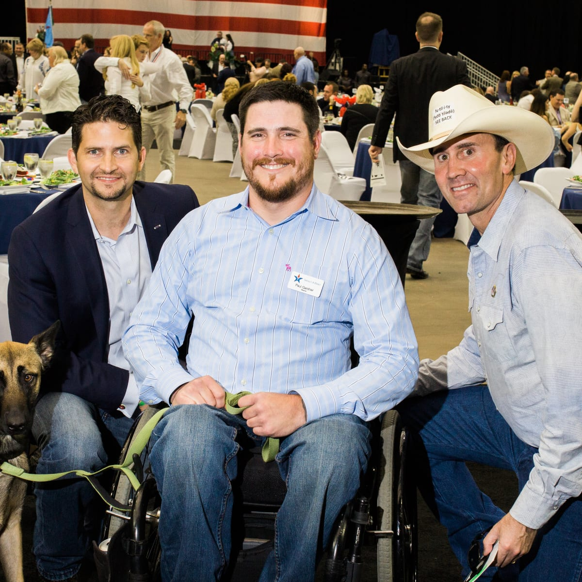 Houston, Impact A Hero Hall of Fame Gala, May 2016, Jason Shaw, Paul Gardner, Pete Olson