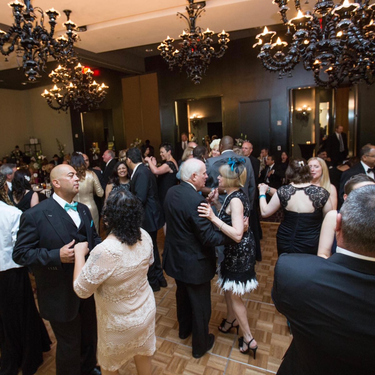 Houston, Ovarcome Gala, May 2016, ballroom