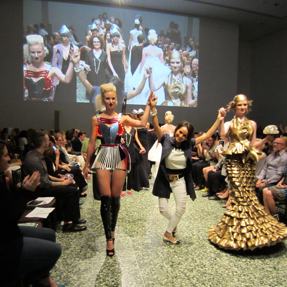 Fashion Fusion runway by Luisa Nadarajah