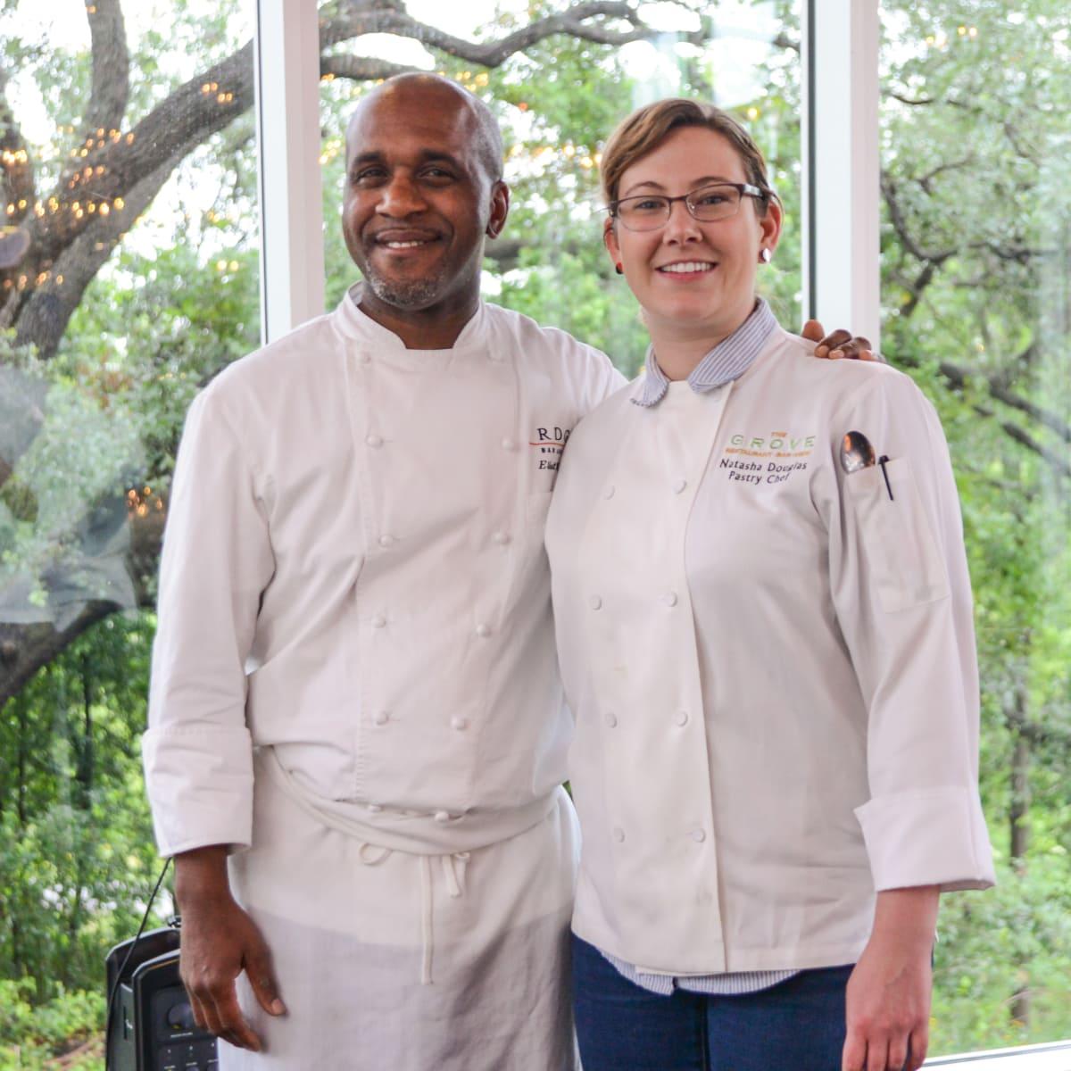 Recipe for Success 10th anny dinner, 5/16 Elliott Kelly, Naasha Douglas