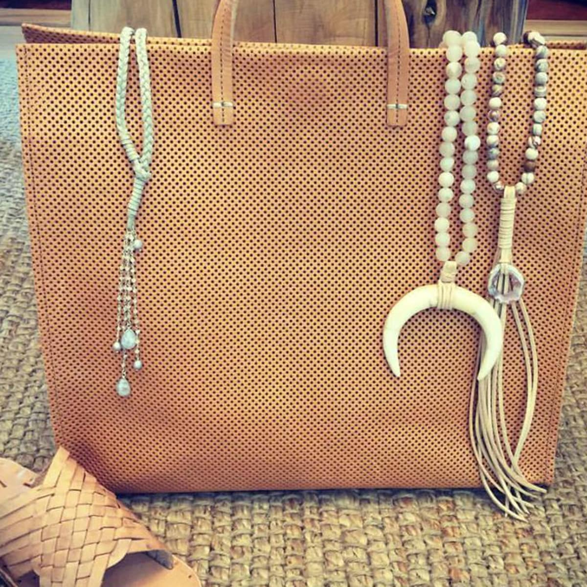 Aquarius Boutique San Antonio shop store bag accessories