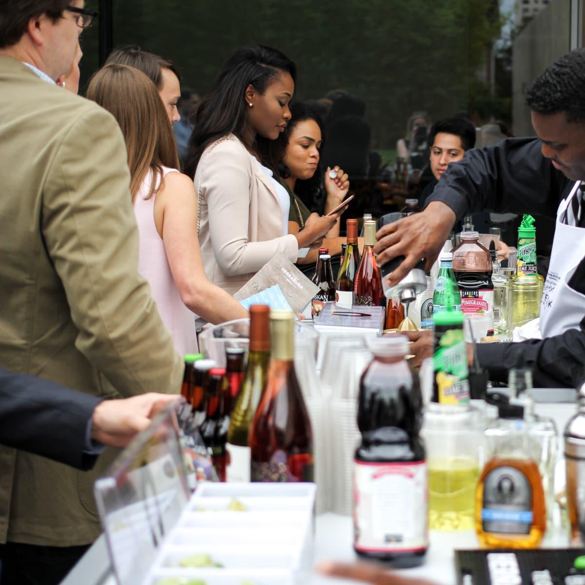 Tastemakers Houston 5/16  pours