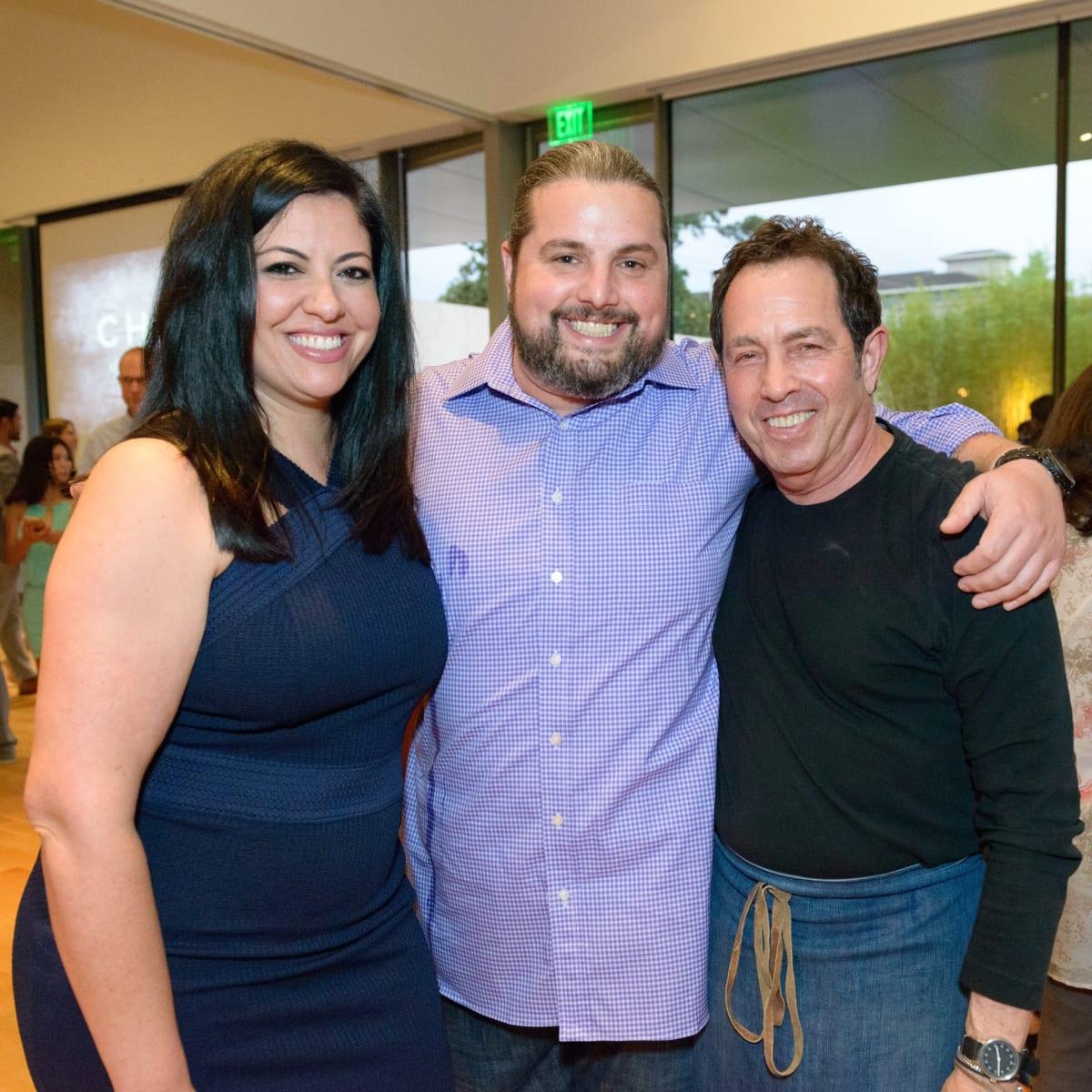 Tastemakers Houston 5/16 Suzy Pittman, Justin Turner, Richard Kaplan