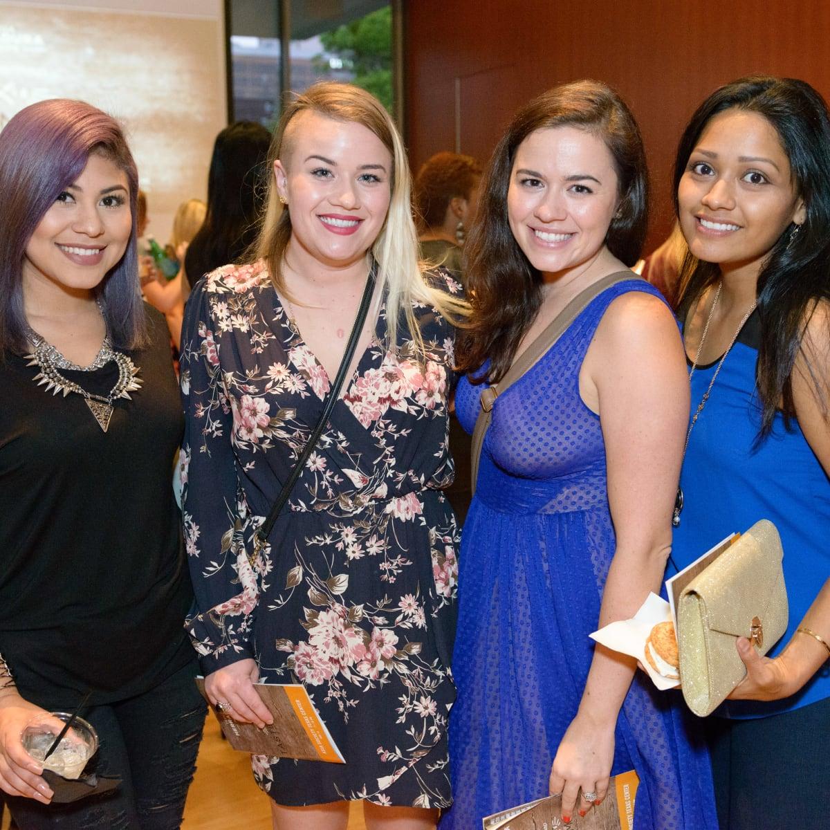 Tastemakers Houston 5/16 Elsa Anariba, Kari Hester, Haley Hester-Ramirez, Ana Lucero