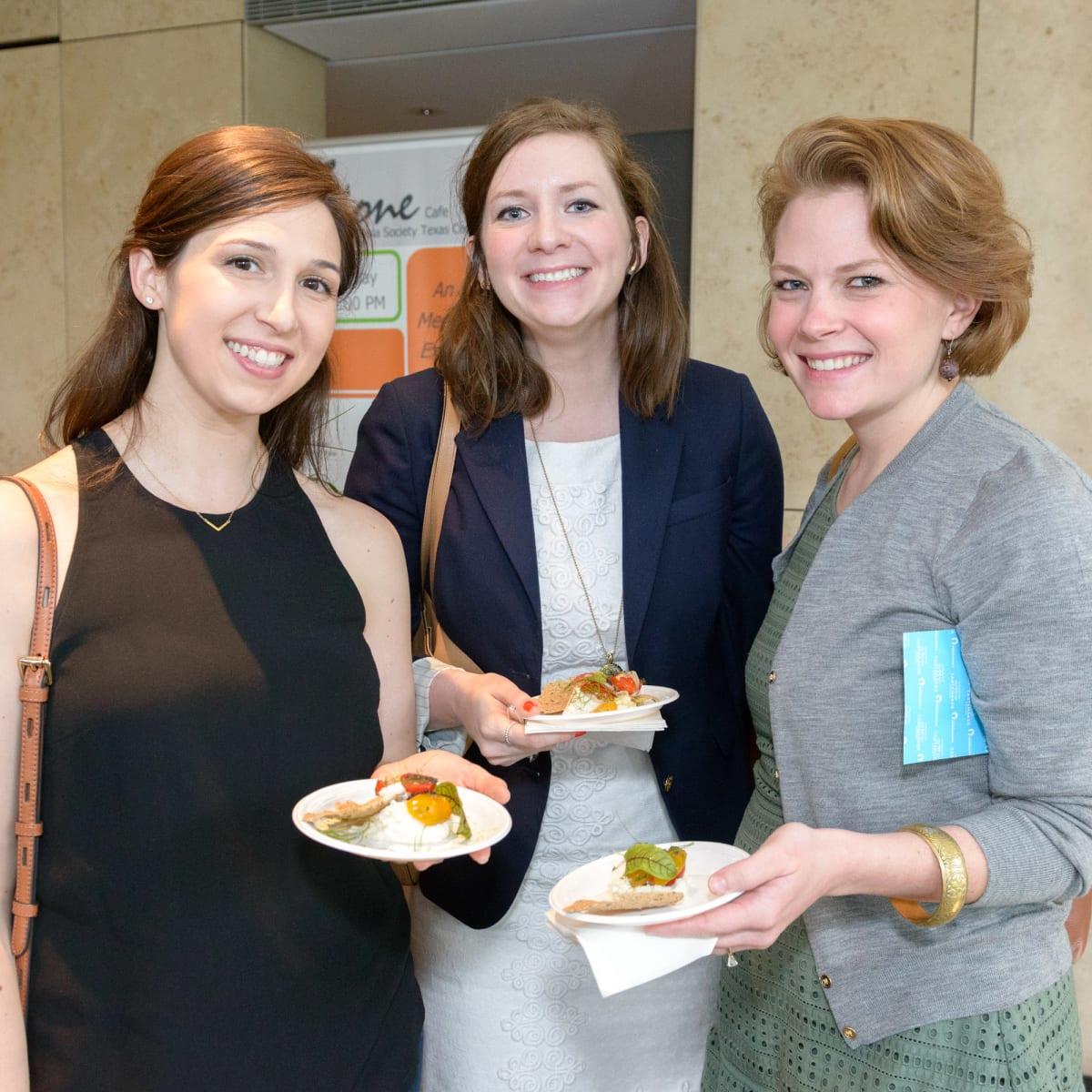 Tastemakers Houston 5/16,  Melissa Fuller, Mary Kimmitt, Jessica Hartman