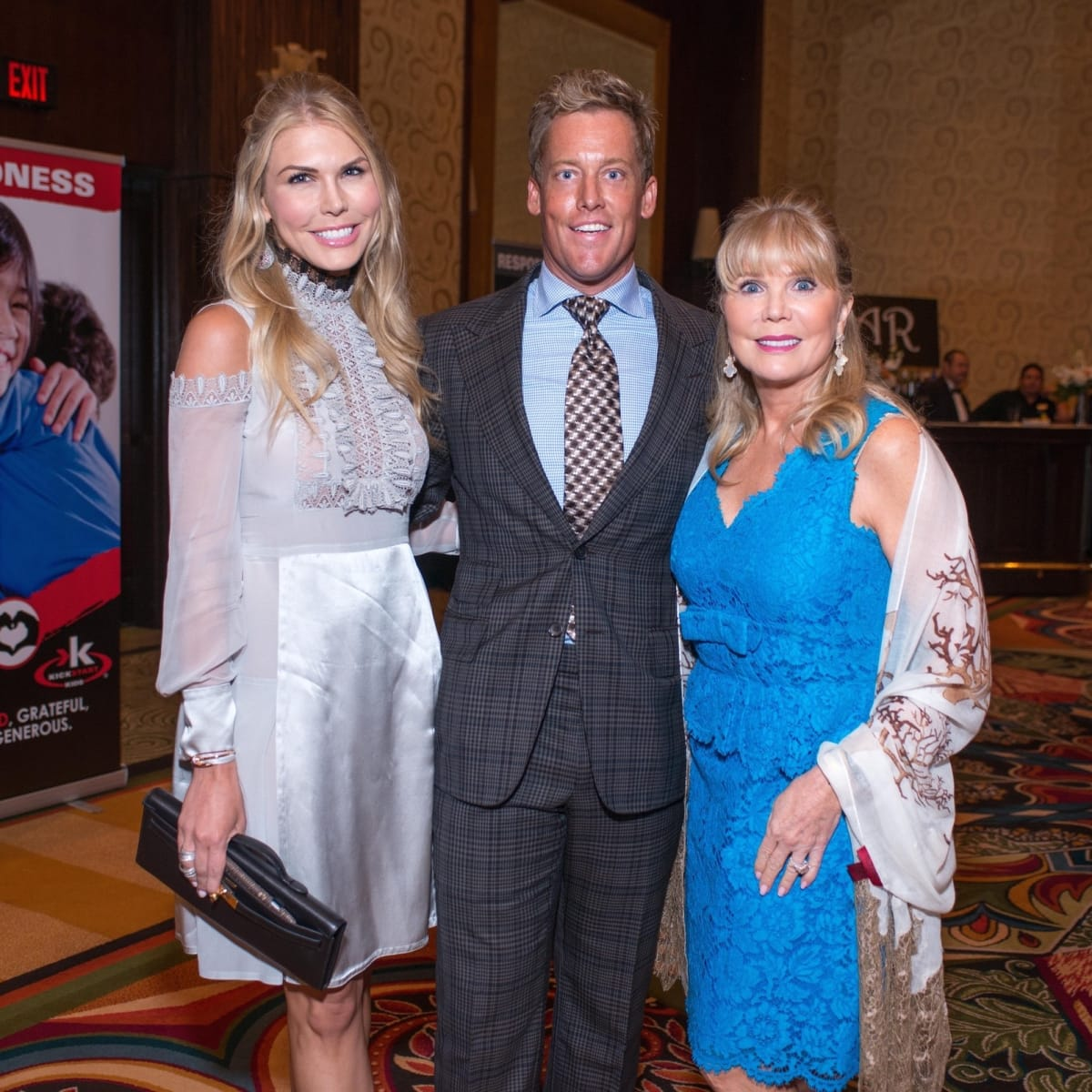 Kickstart gala 5/16, Lindsey Love, Patrick Daniel, Brenda Love