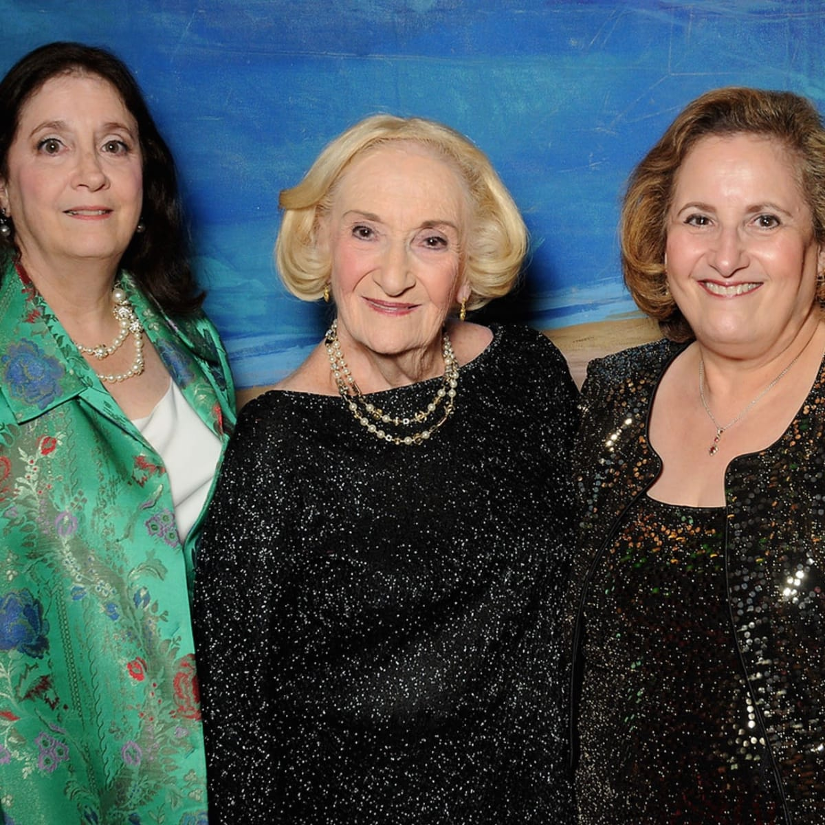 Symphony Ball 5/16, Betsy Garlington, Sybil Roos, Cathey Cook