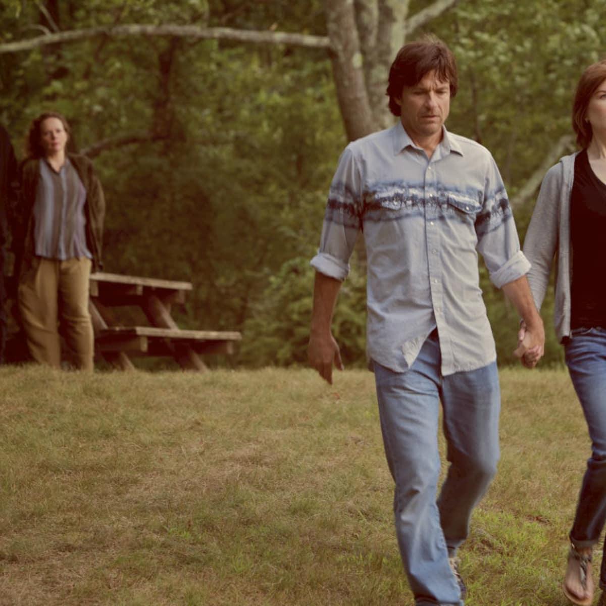 Christopher Walken, Maryann Plunkett, Jason Bateman, and Nicole Kidman in The Family Fang