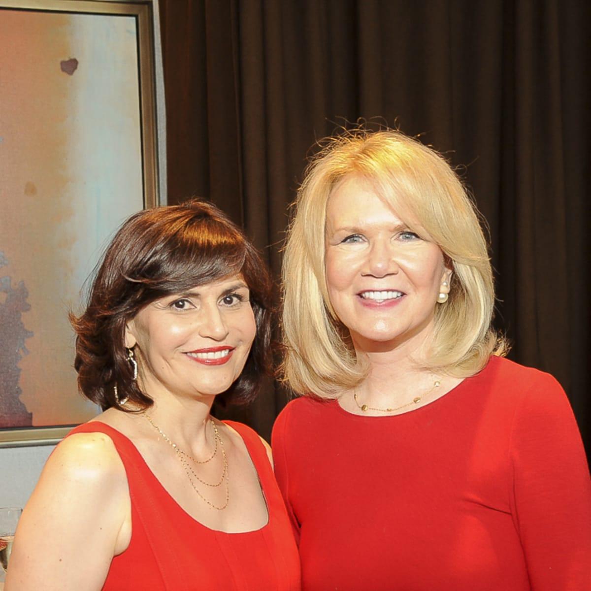 Go Red for Women, 5/16, Denise Castillo-Rhodes, Suzan Deison
