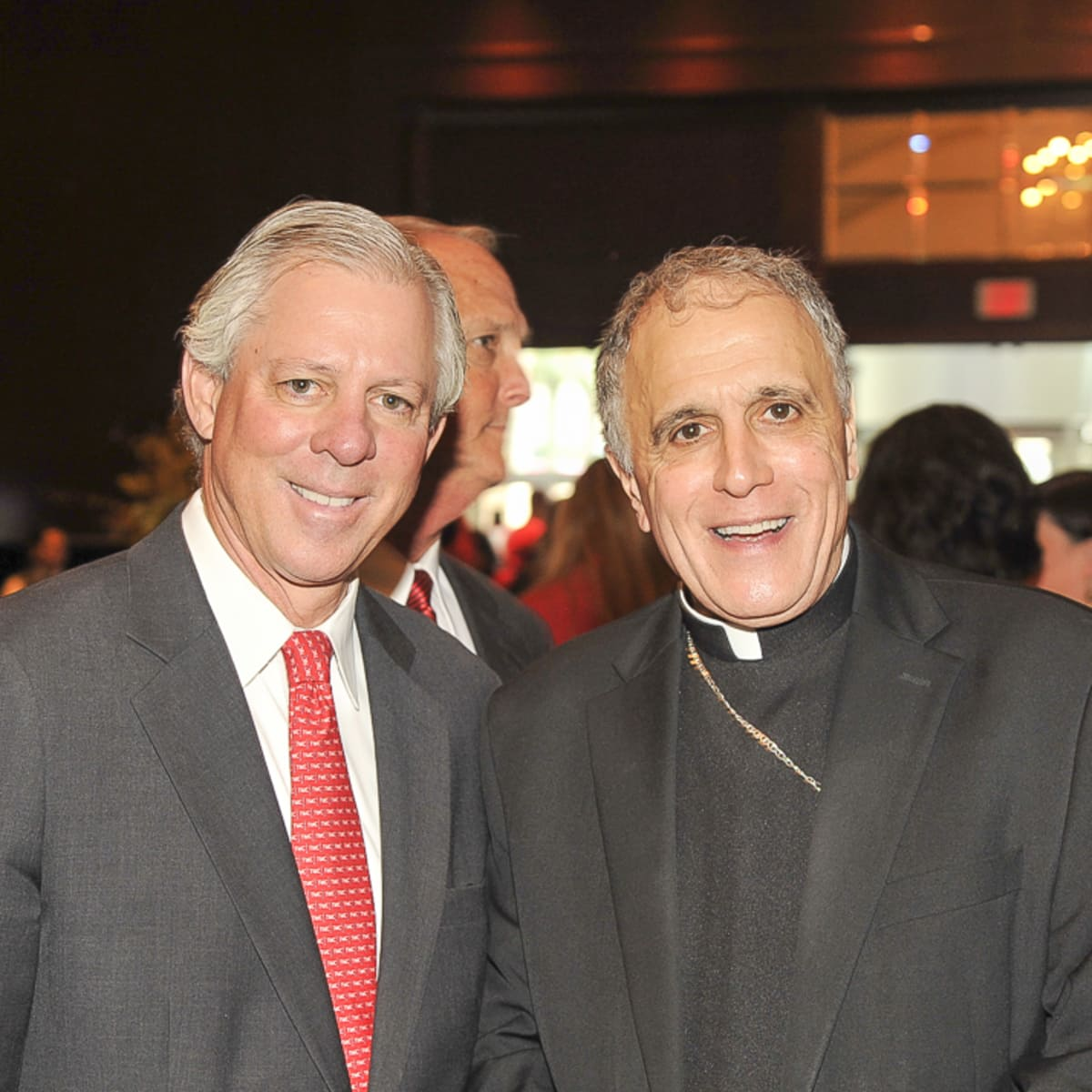 Go Red for Women, 5/16, Dr. Robert Robbins, Cardinal Daniel DiNardo