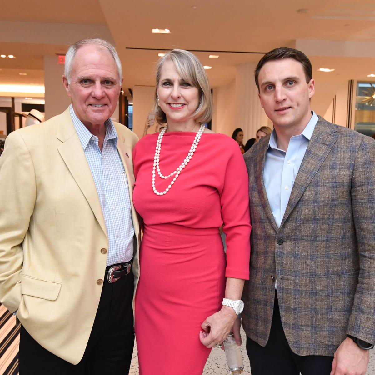 Fashion Gene Event, 5/16 Dick Hansen, Susan Hansen, Jason Arnoldy