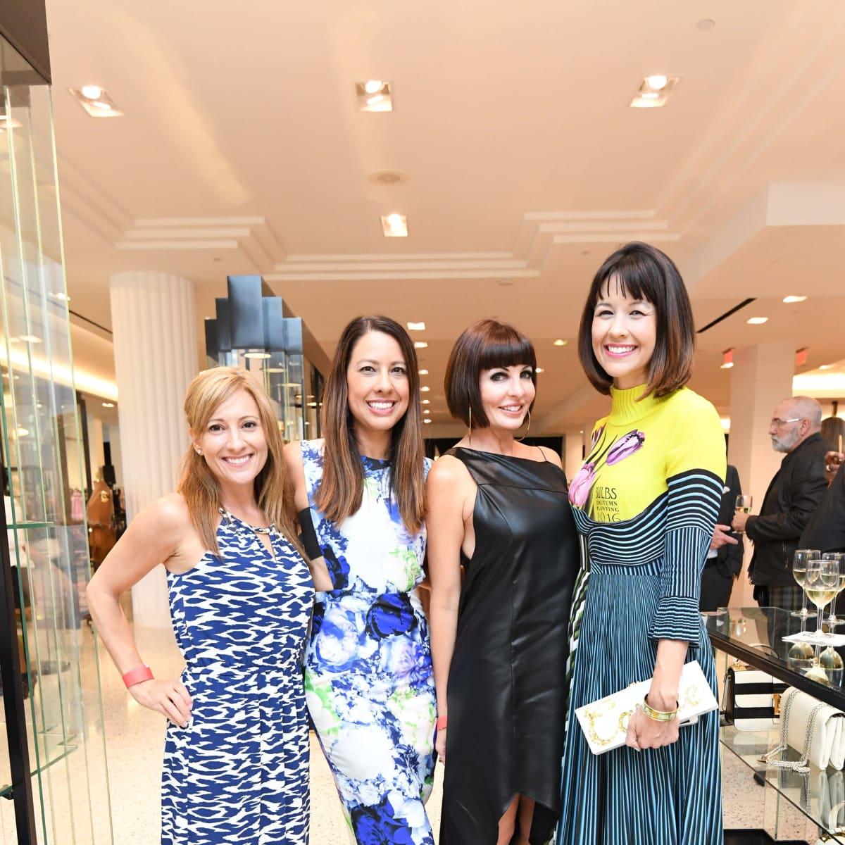 Fashion Gene Event, 5/16 Dena Winkler, Anika Jackson, Staci Henderson, Carrie Colbert