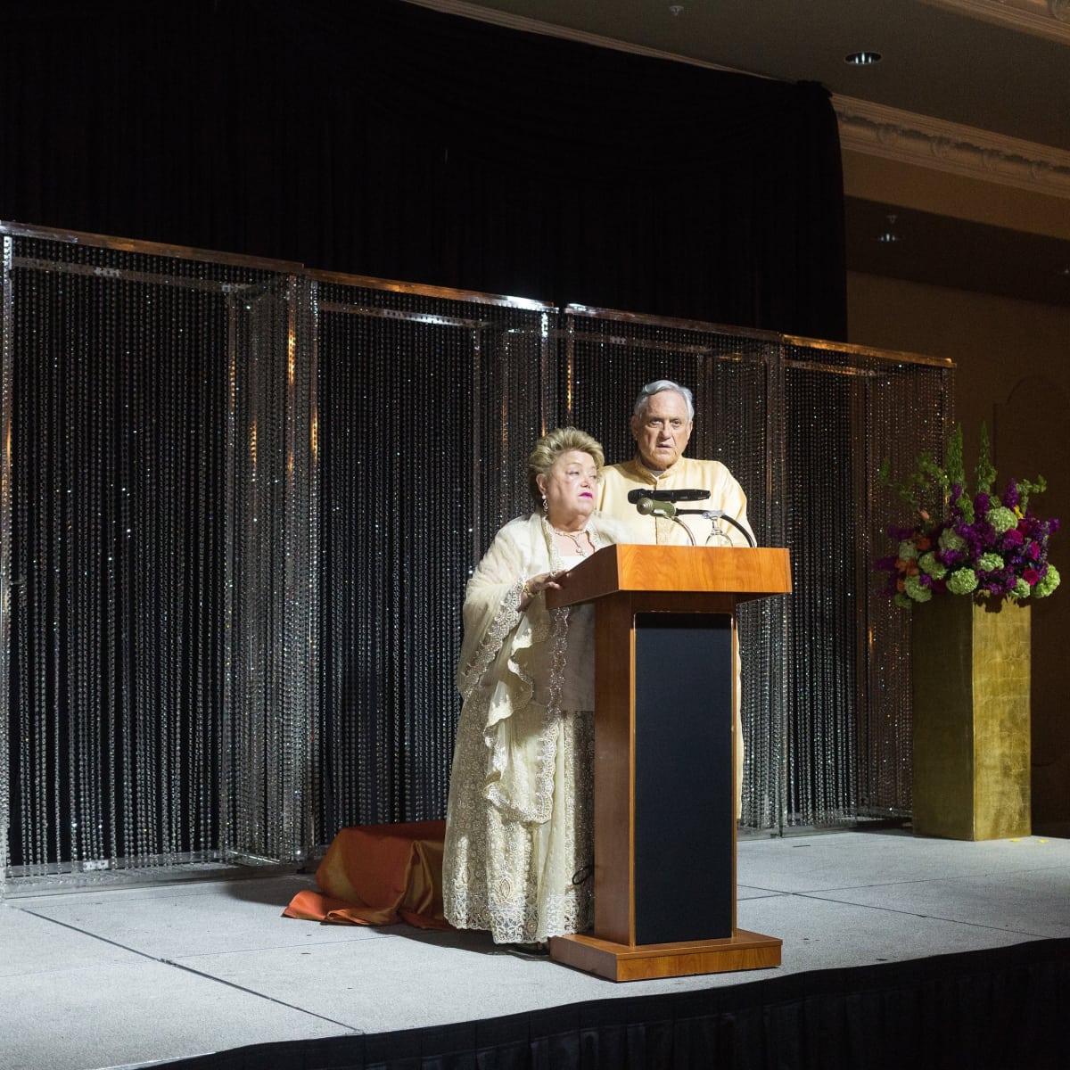 Child Advocates gala 5/16, Joyce Schechter, Arthur Schechter