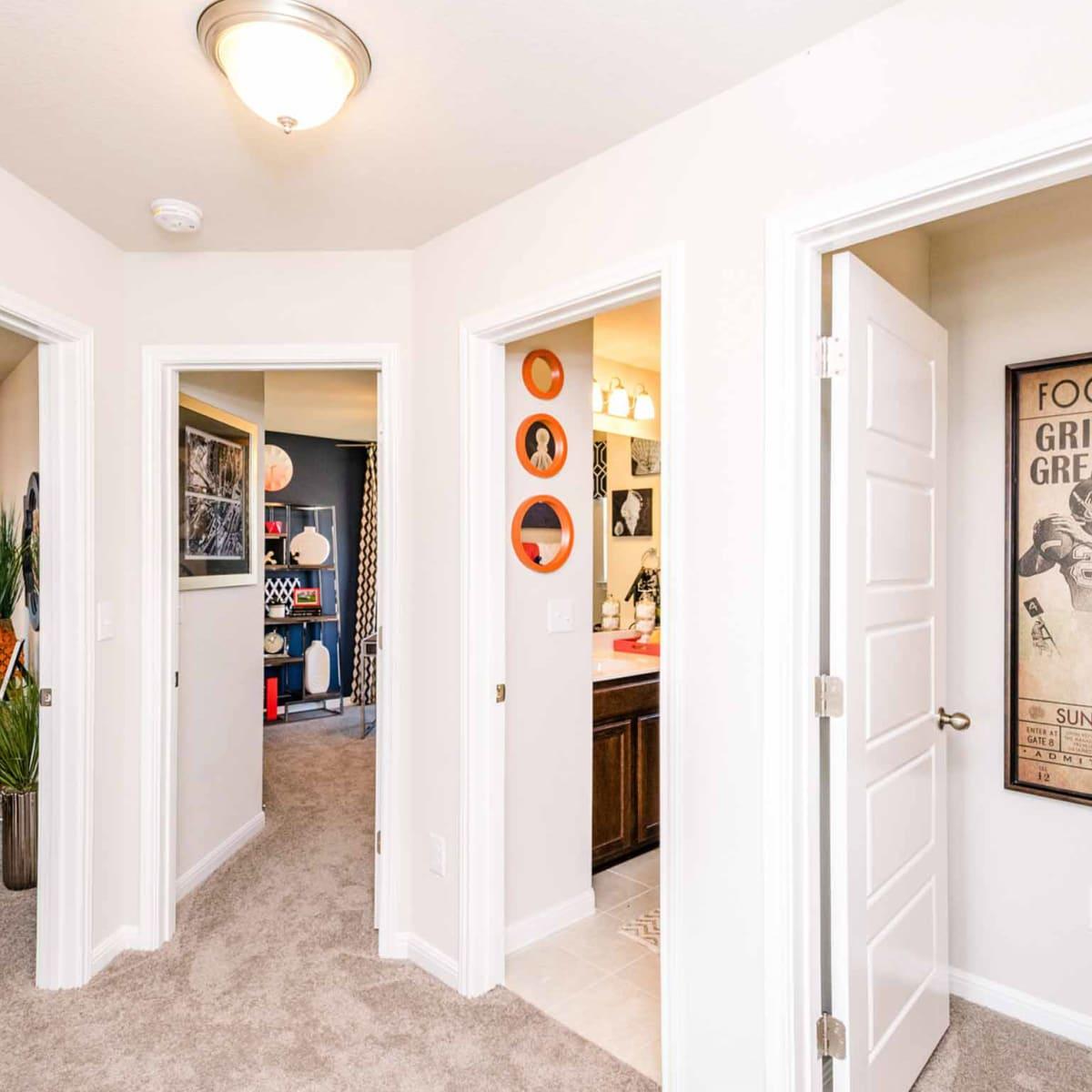Interior of Enclave on Cooper Lane