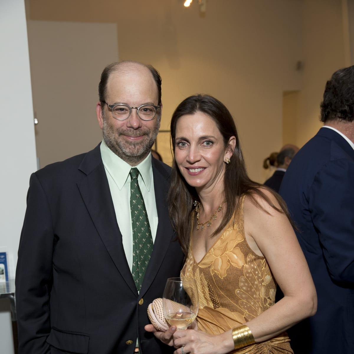 UNICEF Art Auction, 5/16  Herman Stude, Aliya Stude
