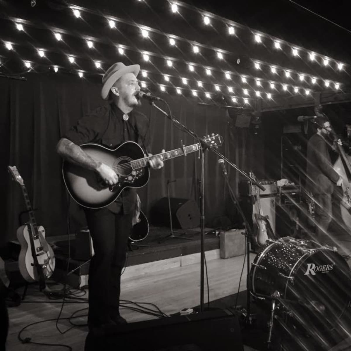 The Aardvark music club in Fort Worth