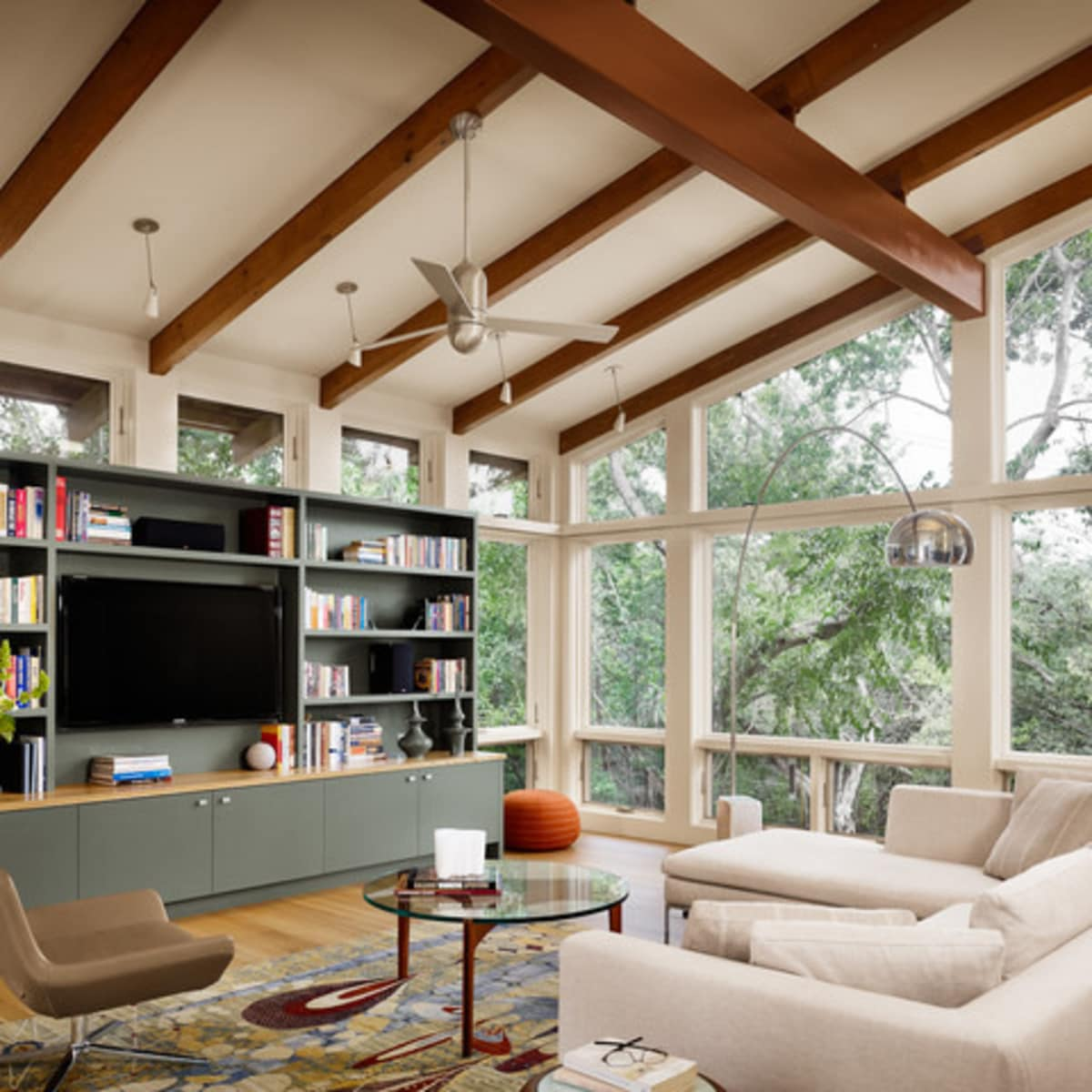 Houzz Austin home tour healthy house