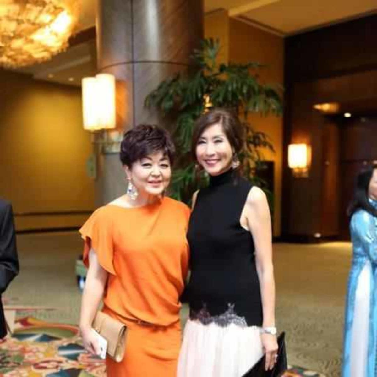 HCC Foundation gala 4/16, Ann Park, Kim Sharp