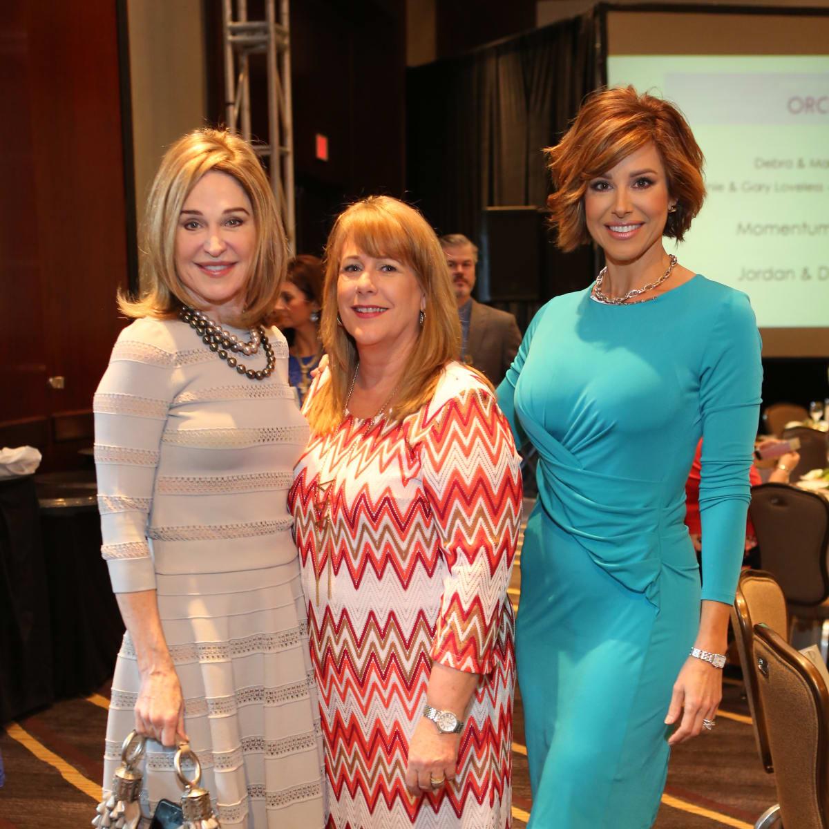 Children's Assessment Center, 4/16, Becca Cason Thrash, Stacey Swift, Dominique Sachse