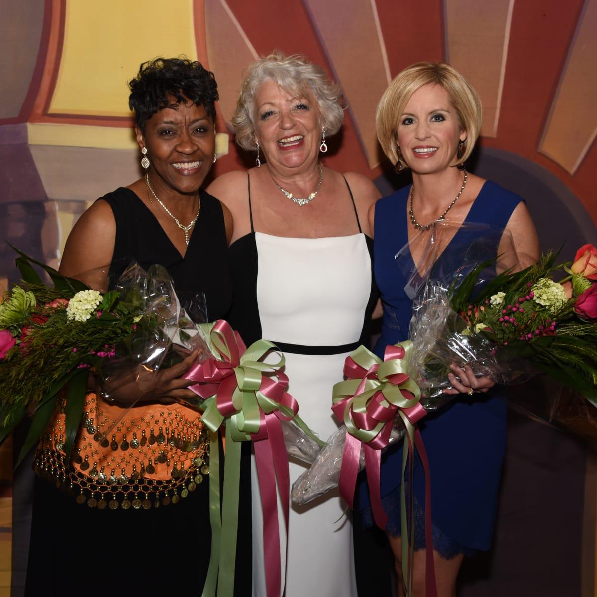 Crossroads School gala, 4/16, Yolanda Cameron, Dr. Gila Arnoni, Amy Davis